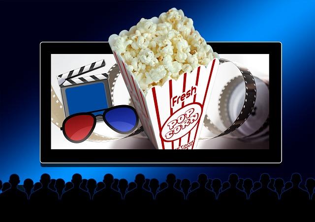 Zoom sur le domaine du cinéma de nos jours