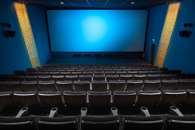 Les bienfaits d'aller au cinéma et de vivre un moment sensationnel